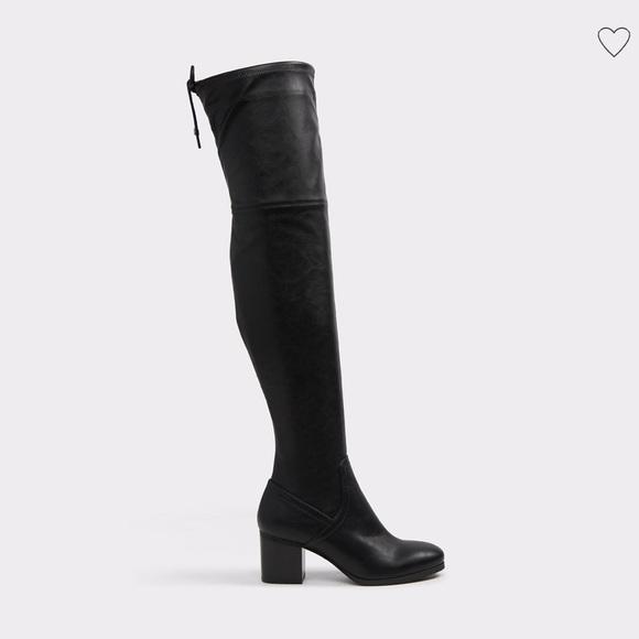3e718d35efe ✨ALDO Abiwia Over-the-knee boots ✨
